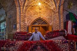 صناف و کسبه های قدیمی بازار تبریز