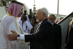 سفر محمد جواد ظریف وزیر امور خارجه به قطر