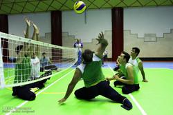اعزام تیم والیبال نشسته قم به مسابقات ساحلی کشور