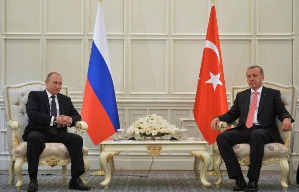 اردوغان و پوتین برای انجام یک دیدار دوجانبه توافق کردند