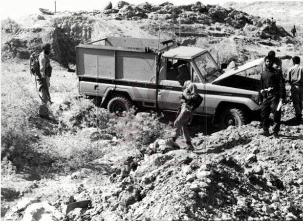 نوید رهایی: چند تصویر از عملیات شكست جاویدان(مرصاد)