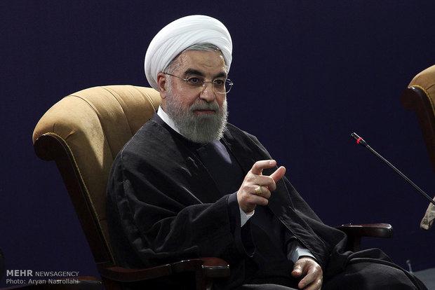 سفر استانی حسن روحانی رئیس جمهور به استان کردستان