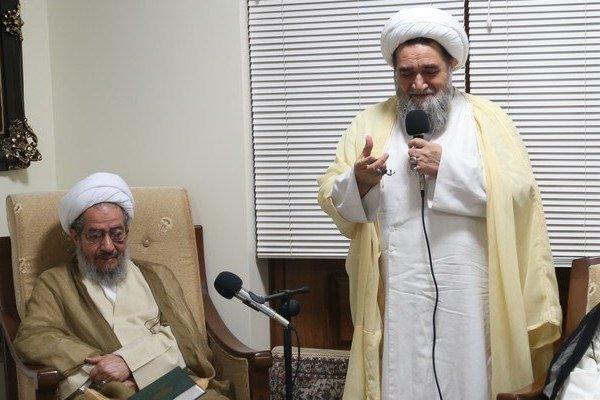 جلسه اعزام اساتید تفسیر حوزه به استانها