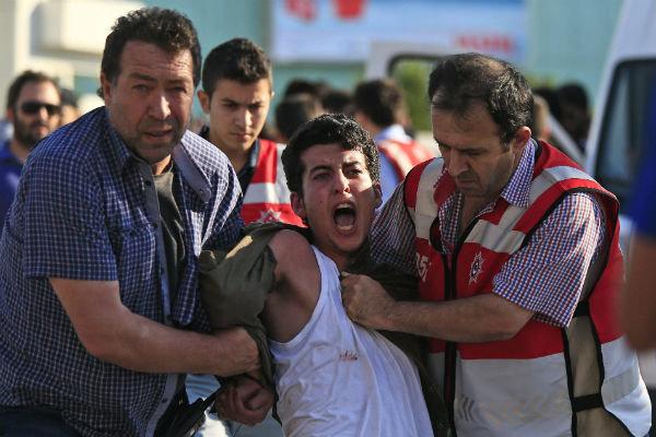 ادامه موج بازداشت ها در ترکیه