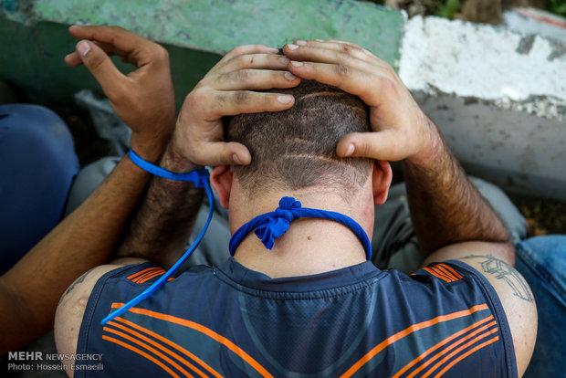 دستگیری سارقان خشن پایتخت