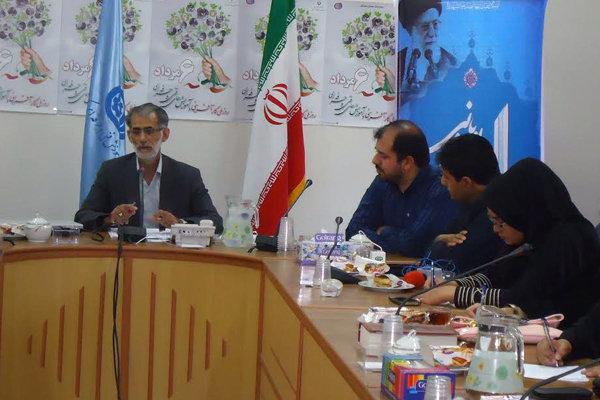 ابراهیم محمودی مدیرکل آموزش فنی و حرفهای استان سمنان