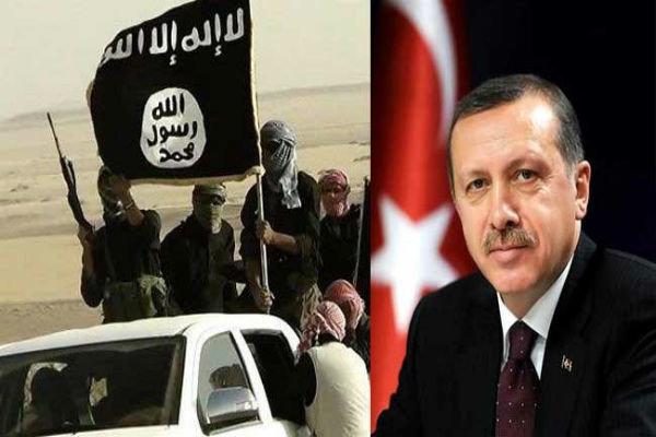 داعش، ترکی کی پروردہ دہشت گرد تنظیم