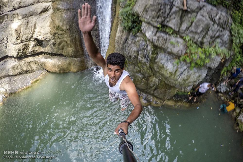 Shirabad waterfall is here (Pictures)٬ آبشار شیرآباد٬ اینجا آبشار شیرآباد است (تصاویر)٬ تصاویر آبشار شیرآباد٬ جاذبه های شهرستان خانببین٬ شهرستان خانببین٬ طبیعت شهرستان خانببین٬ عکس های آبشار شیرآباد٬ عکس های شهرستان خانببین, مجله مراحم