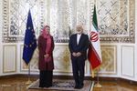 دیدار رئیس سیاست خارجه اتحادیه اروپا و وزیرامورخارجه