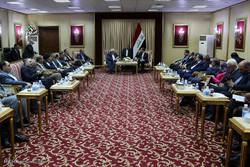 دیدار محمد جواد ظریف وزیر امور خارجه با مقامات عراقی