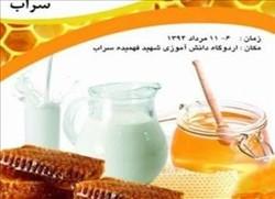 معرفی توانمندی های سراب هدف نخستین جشنواره عسل و لبنیات است