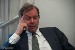 گفتگو با سفیر آلمان