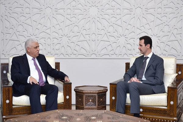 بشار الأسد: القضاء على الإرهاب يتطلب جهدا جماعيا أساسه التعاون البناء واحترام سيادة الدول