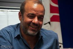 سعید آقاخانی در نشست بررسی فیلم خداحافظی طولانی