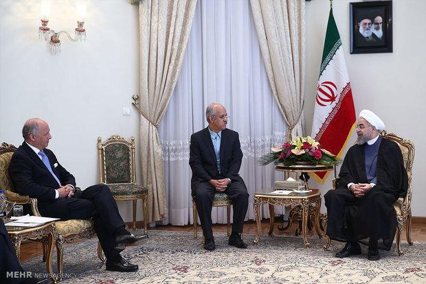 روحاني : نلتزم بتعهداتنا مازال الطرف الآخر يلتزم بتعهداته