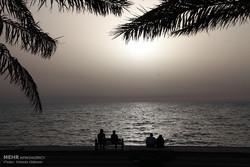 تفریح و شنا در سواحل استان بوشهر
