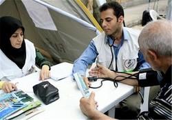 ۶ هزار خدمت بهداشتی و درمانی رایگان به نیازمندان ارائه شد