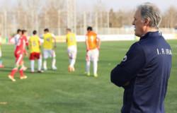 ۲۶ بازیکن به اردوی تیم فوتبال نوجوانان دعوت شدند