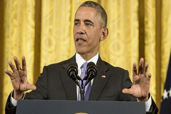 اوبامہ کا بھارتی وزیراعظم کو ٹیلیفون