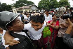 میانمار کی اپوزیشن لیڈر نے روہنگیا مسلمانوں پر ظلم کو مبالغہ آرائی قراردیدیا