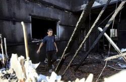 استشهاد رضيع فلسطيني إثر حرق مستوطنين منزله قرب نابلس