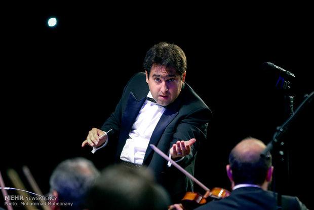 کنسرت موسیقی گروه البرز