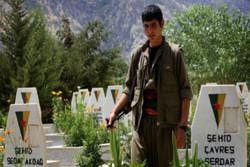 کشته شدن یکی از رهبران «پ ک ک» در حمله جنگنده های ترکیه