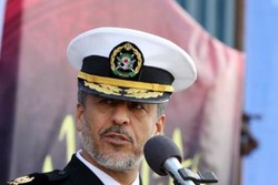 Iran Navy strongly present in seas: Cmdr.
