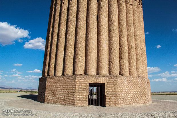 Radkan tower