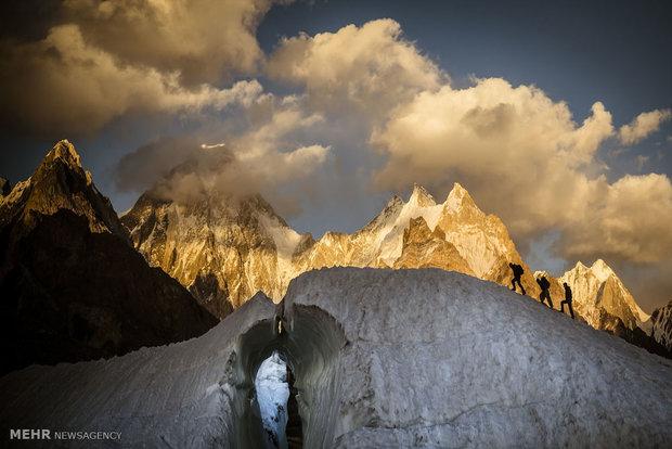 یخچال طبیعی در پاکستان
