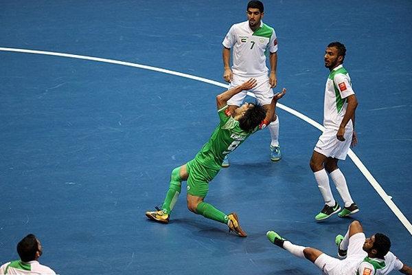 Iran's Tasisat Daryaei advances to final of Asian Champ.