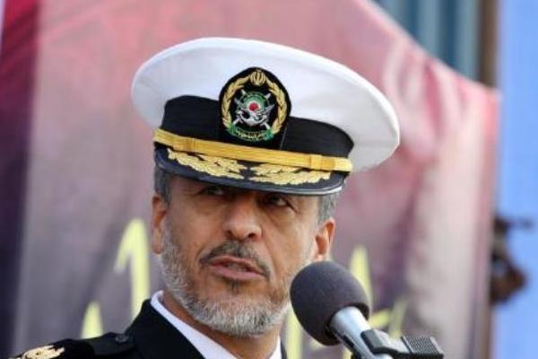 قطع حربية ايرانية ستشارك في معرض الملاحة البحرية بالهند