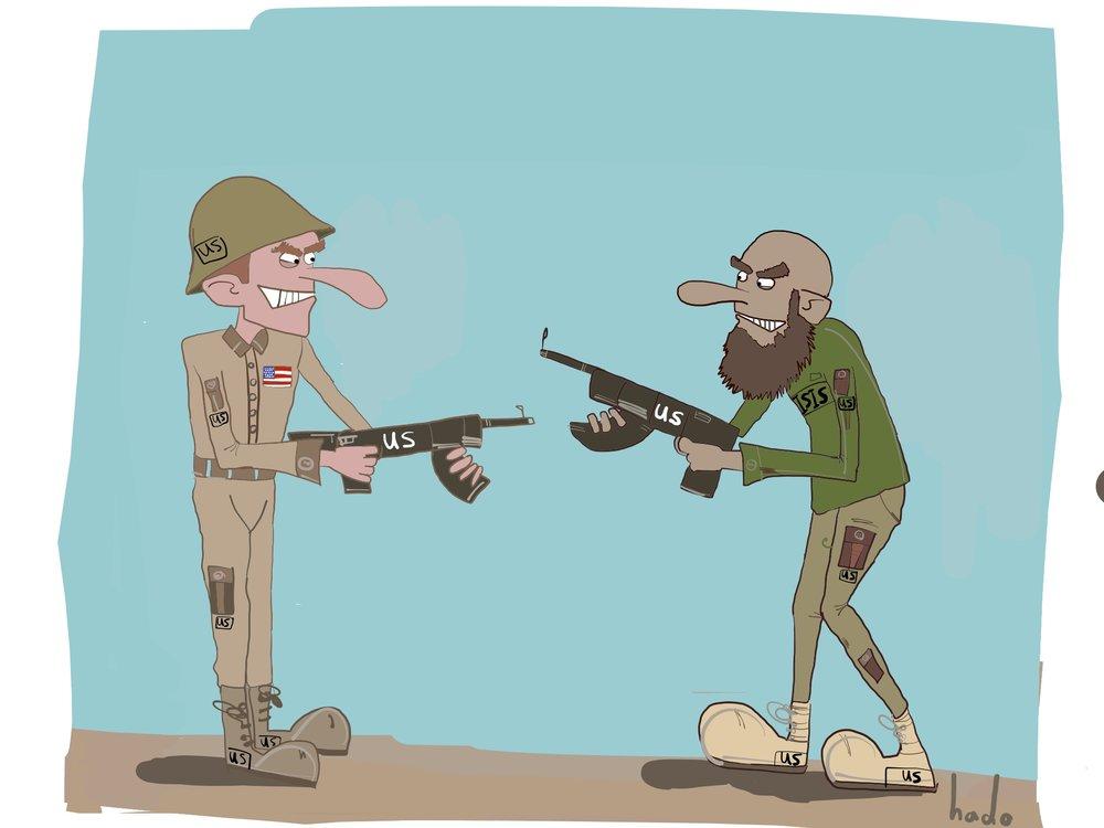 us vs isil