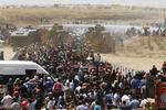 بیش از یک میلیون آواره سوری به کشورشان بازگشته اند