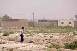 خشکسالی و شنهای روان در سیستان