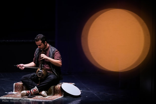 Gilaki music echoes in Tehran