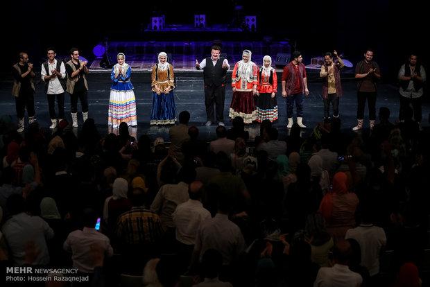 Gilaki music echoes in Tehran