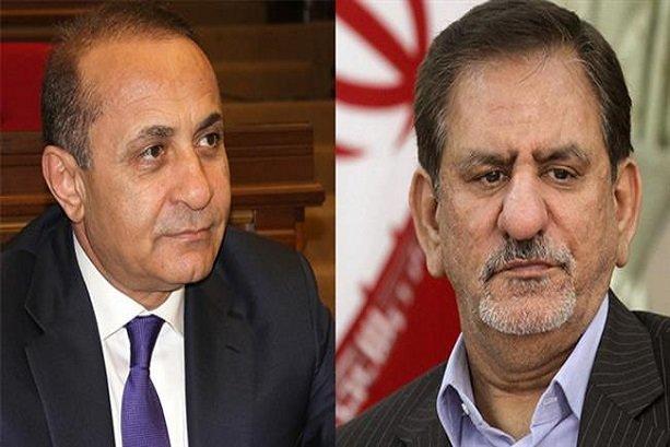 Iran, Armenia call for closer cooperation