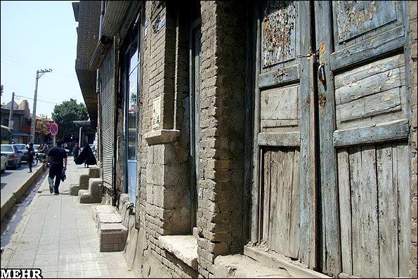 ساری رکورد دار بافت فرسوده در مازندران