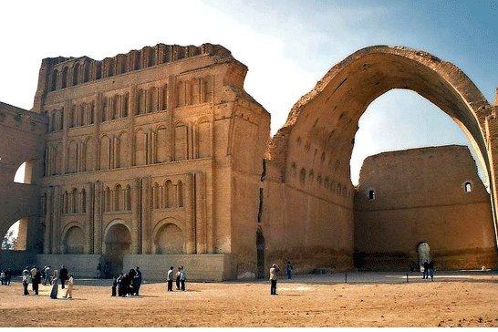 Iran, Iraq to file Taq Kasra for World Heritage Status