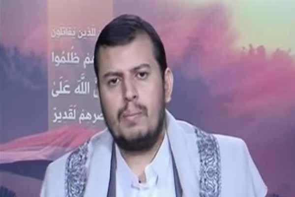الحوثي يدعو الى مواصلة التصدي للعدوان السعودي وعدم الرهان على المفاوضات