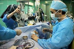 انجام ۶۰ هزار عمل چشم در یک سال/ ۲۰۰ هزار مراجعه اورژانسی