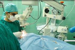 """شركة طبية إيرانية تنتج جهازا لمعالجة الماء الازرق في العين أو """"الغلوكوما"""""""