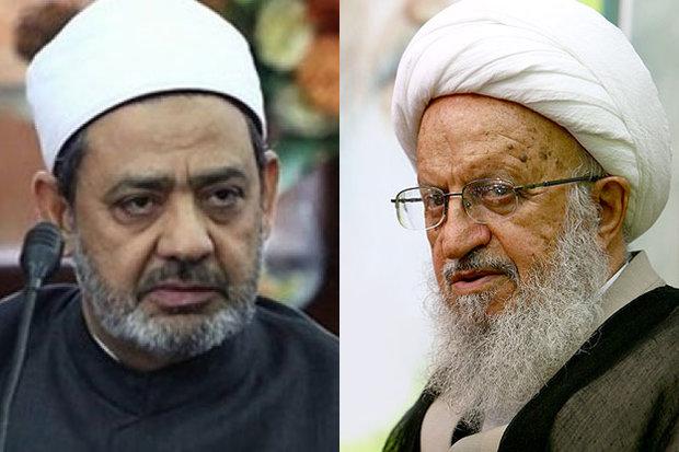 Al-Azhar letter calls for unity meeting