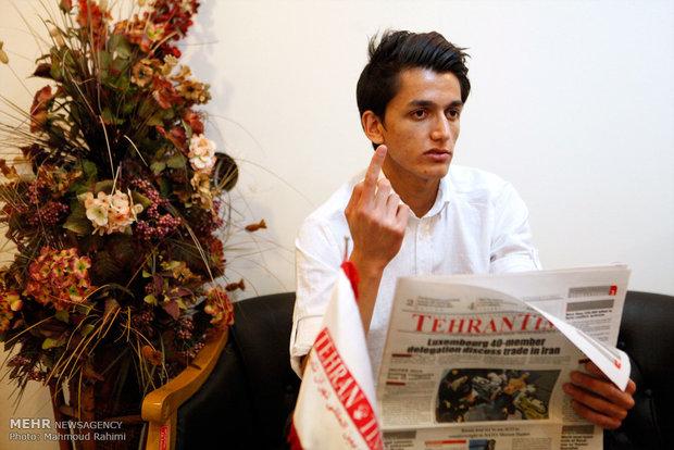 سجاد یعقوبی تهران تایمز