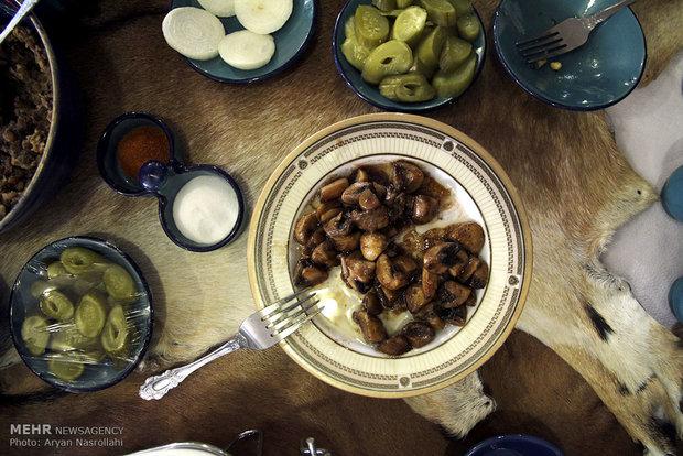 Kurdish cuisine festival
