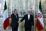 دیدار وزرای امورخارجه ایران و ایتالیا