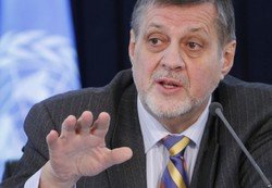 SRSG Kubiš voices concern over civilian casualties in Anbar strike