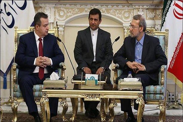 Iran, Serbia rap big powers for meddling policies