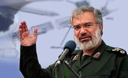 دریادار علی فدوی، فرمانده نیروی دریایی سپاه